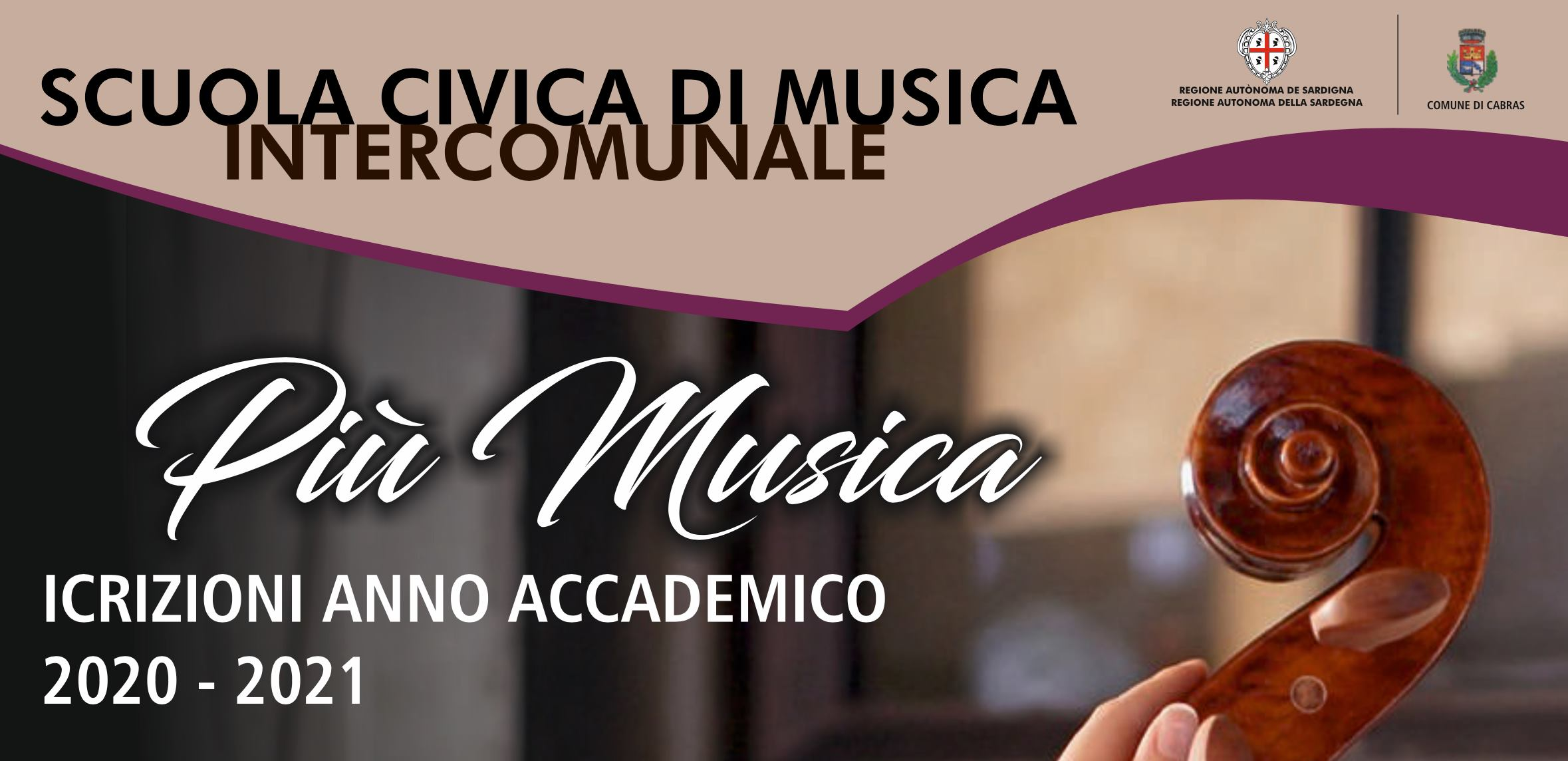 SCUOLA CIVICA DI MUSICA INTERCOMUNALE